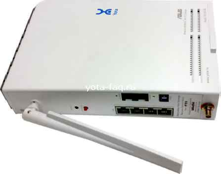 Роутер Yota Asus Mobile WiMAX/Wi-Fi Center