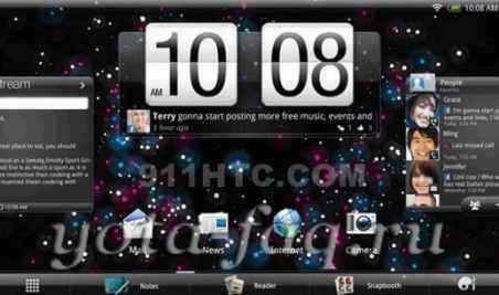 О HTC Jetstream(Puccini) с подробностью