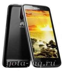 Yota-смартфон Huawei Ascend D LTE (Huawei U9501L)