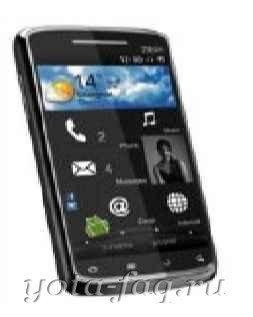 LTE смартфон ZTE V5L