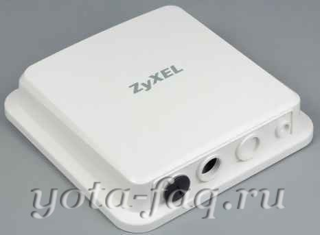 Zyxel LTE 6100
