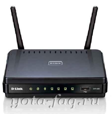 D Link DIR 620 теперь официально поддерживает LTE