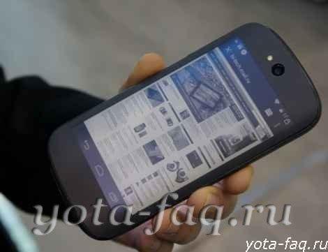YotaPhone 2 не выйдет в США
