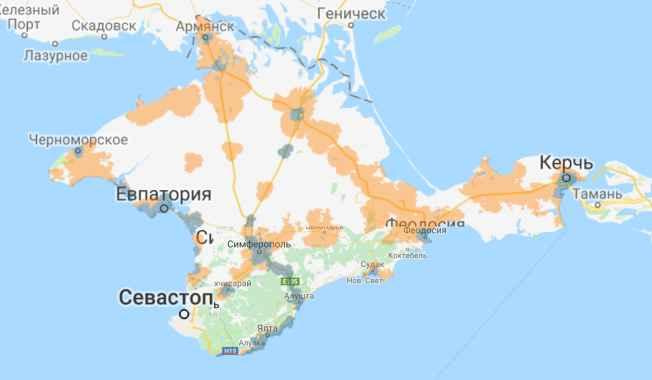 Yota Крым