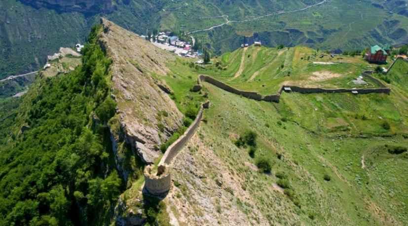 Зона покрытия в республике Дагестан