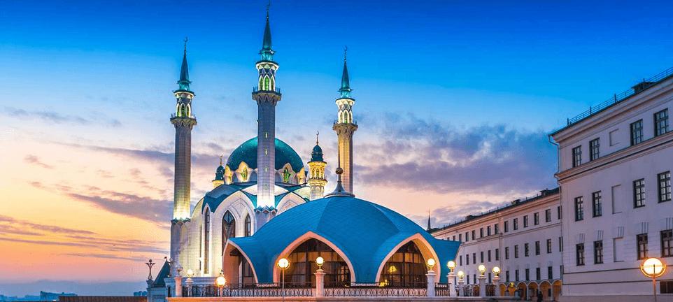 Зона покрытия Yota в республике Татарстан