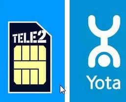 Yota или Tele2.Что лучше